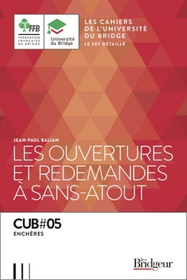 CAHIER DE L'UNIVERSITE  DU BRIDGE - TOME 5