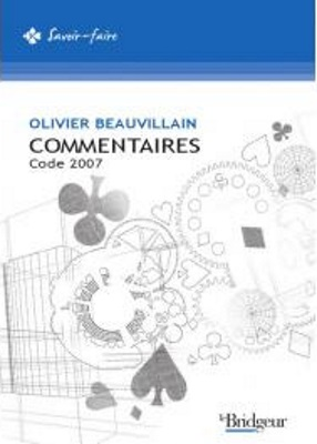 COMMENTAIRES CODE 2007