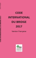 CODE INTERNATIONAL DU BRIDGE 2017