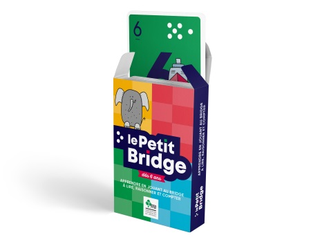 "JEU DE CARTES ""LE PETIT BRIDGE"""